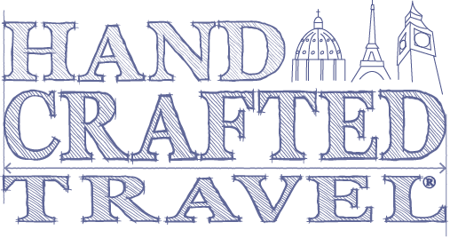 Logo of Hand Crafted Travel LLC